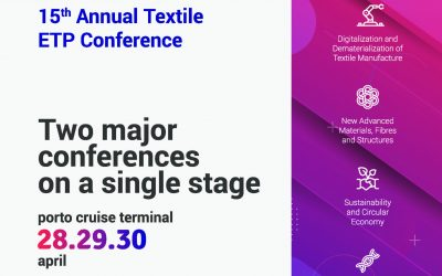 Two major textile conferences on a single stage