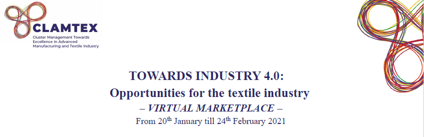 TOWARDS INDUSTRY 4.0: Opportunities for the textile industry