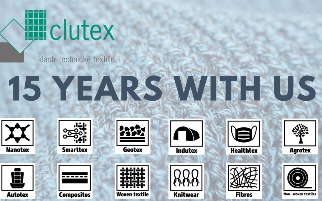 15th aniversary of CLUTEX