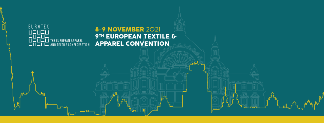 """9th edition of EURATEX Convention """"A New Paradigm for the European Textiles and Clothing Industry"""""""