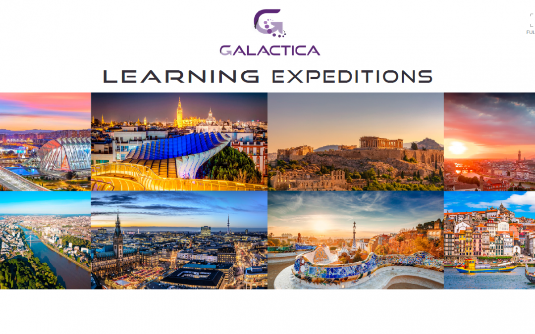 GALACTICA has prepared 8 Learning Expeditions in Fall 2021 to foster collaboration among Aerospace, Textile and Advanced Manufacturing Sectors