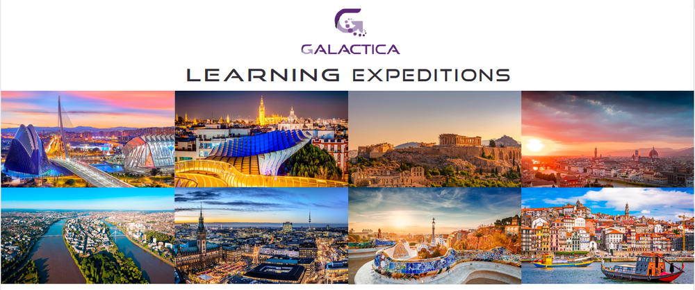 All eight GALACTICA Learning expeditions are open for registration
